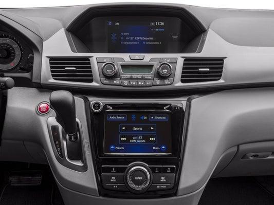 2017 Honda Odyssey Ex L In Pocatello Id Teton